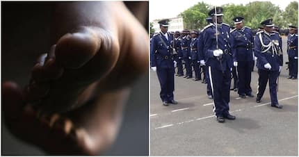 Double tragedy as Busia girl is raped by police officer after being rescued from bodaboda rider