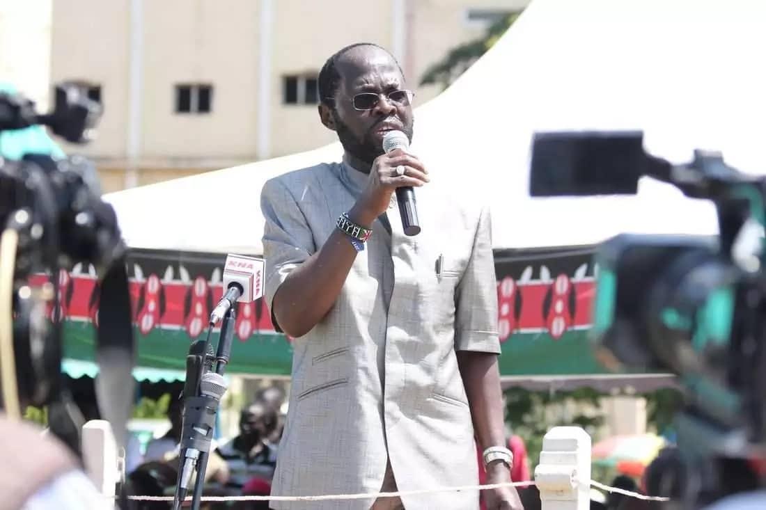 Kisumu Governor Anyang' Nyong'o sacks official who almost shot him dead