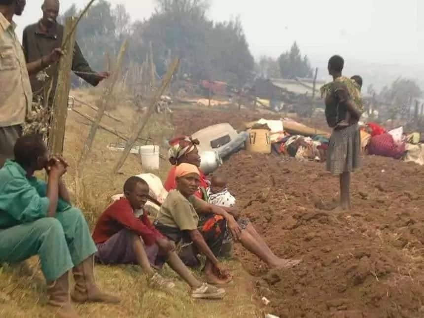 Mau eviction areas Mau eviction videos Mau eviction process Who is being evicted in mau