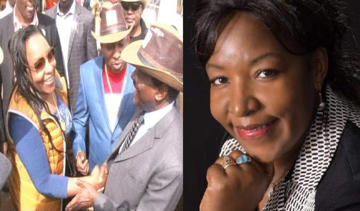 Sonko's nominee for deputy governor Agnes Kagure narrates her rise from house girl