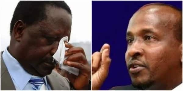 Duale claims this man will help Raila steal 2017 election