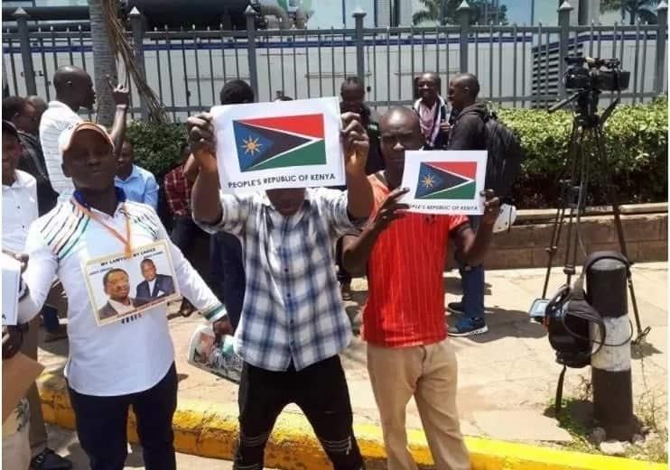 Mfuasi sugu wa Jubilee ataka kaunti 4 za mkoa wa Nyanza kuondolewa Kenya