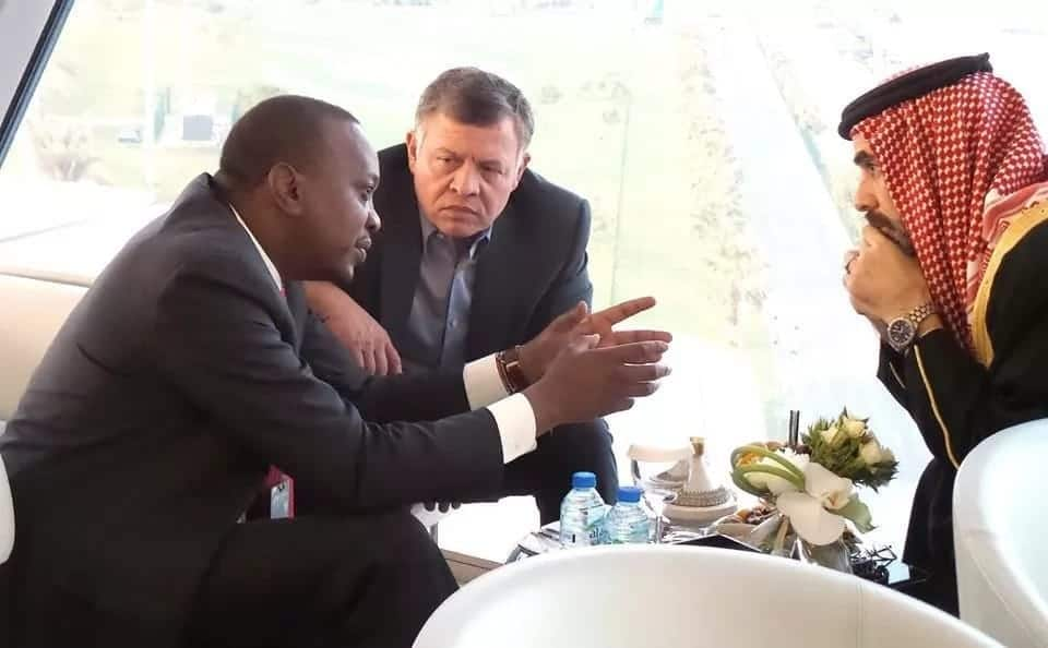 Uhuru avoids talk on 16% fuel levy in first public appearance since return from China