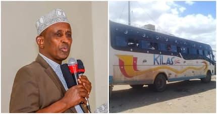 Garissa governor Ali Korane condemns al-Shabaab attack on bus, says non-natives are part of community