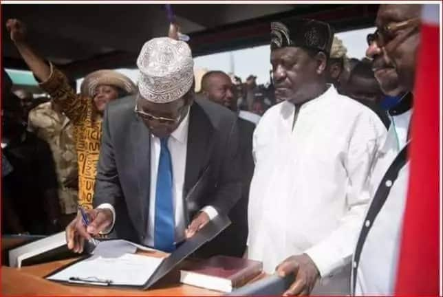 Government initiates process to issue Miguna new passport, insists he's not Kenyan