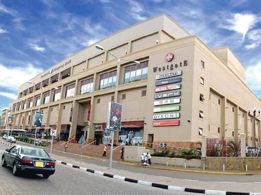 Westgate and Ukay are on riparian land but Sonko cannot demolish them and this is why