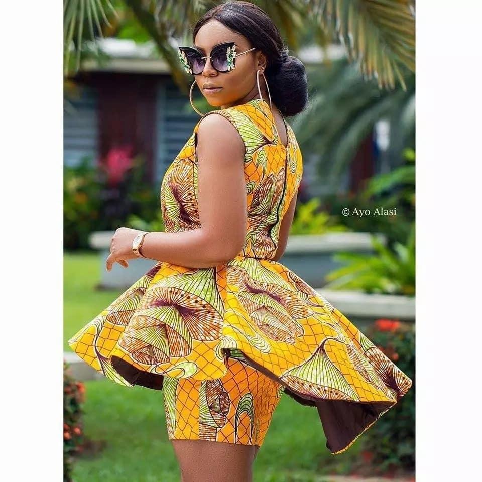 Kitenge designs for dresses