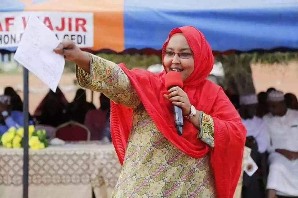 Wajir Woman Rep Fatuma Gedi on the spot for allegedly bribing MPs to shoot down sugar report