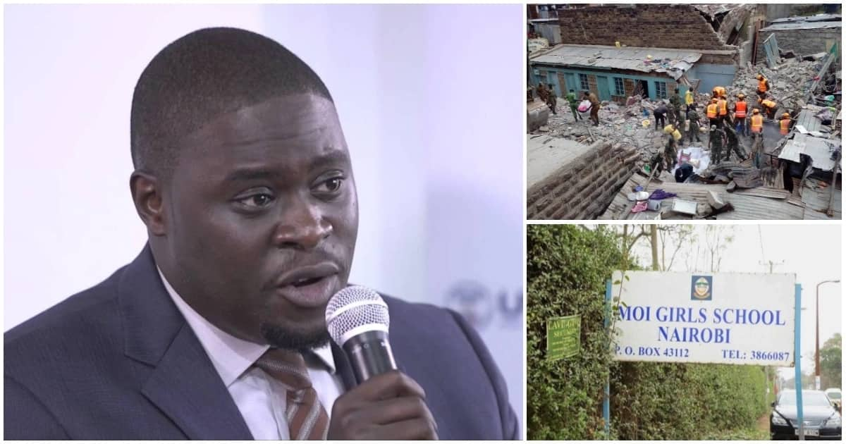 Sakaja admits they have failed as leaders after another building killed people in Huruma