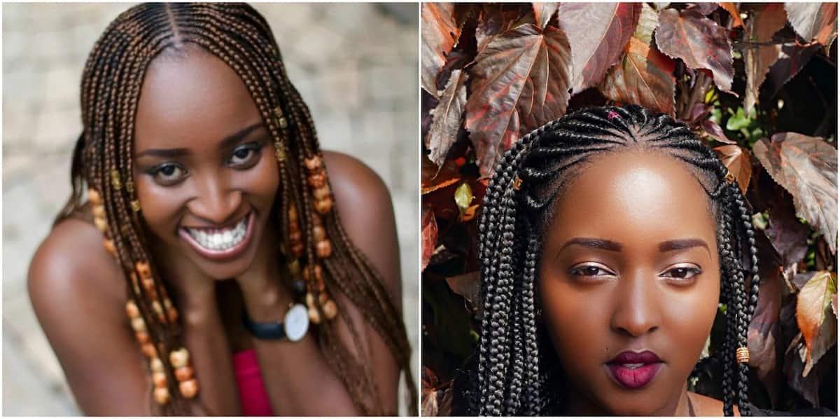 Current Kenyan hairstyles Traditional Kenyan hairstyles Classy Kenyan hairstyles for natural hair
