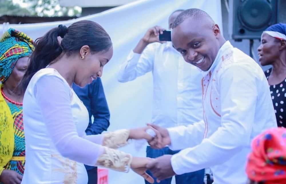 Pumzika salama: Joab Mwaura in mourning following dad's death