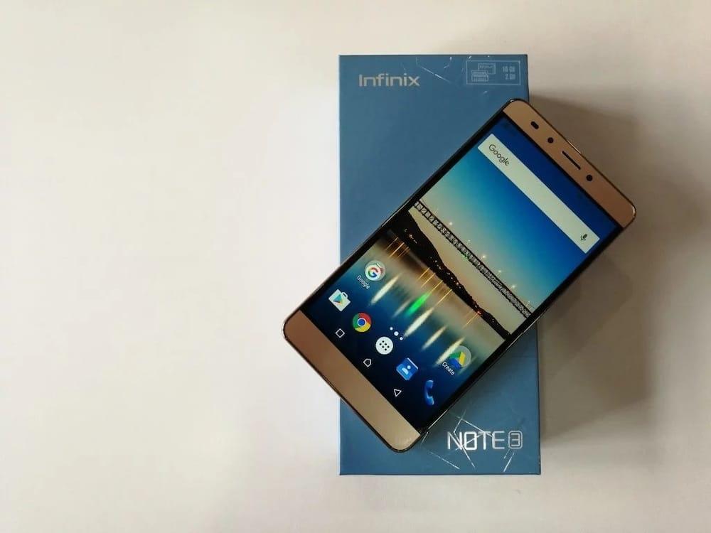 Infinix Note 3 specs and price in Kenya ▷ Tuko co ke