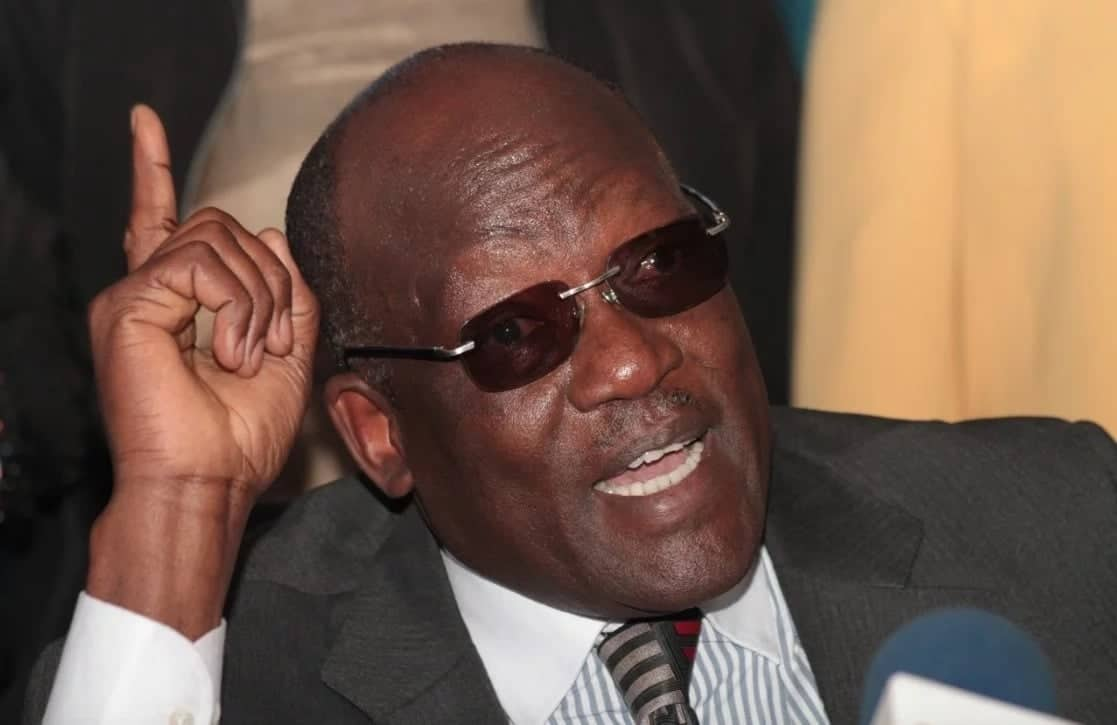 Former Machakos Senator Johnstone Muthama hints NASA could be disbanded as coalition partners differ