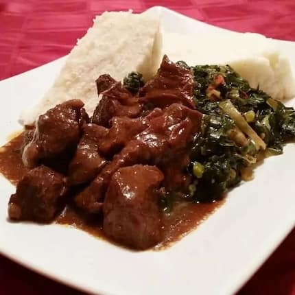 Forget poisoned sugar, new study shows ugali, milk and meat has harmful substances