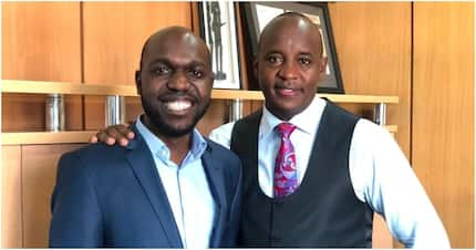 It will never be the same again, Larry Madowo pens emotional tribute as his boss bows out of NTV