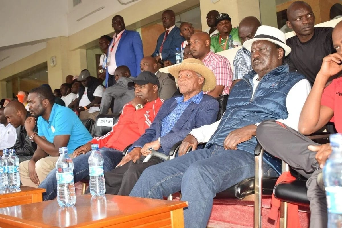 Outrage after MPs who flew to Russia fail to attend Harambee stars match in Kasarani
