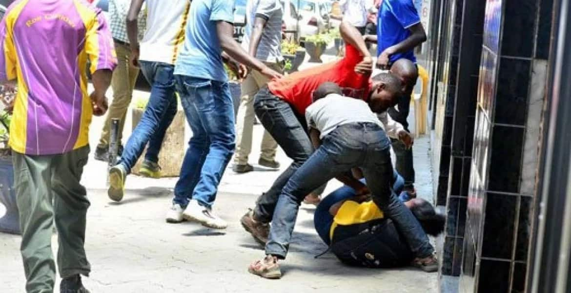 United Kingdom warns its citizen against walking in Nairobi streets due to cases of mugging