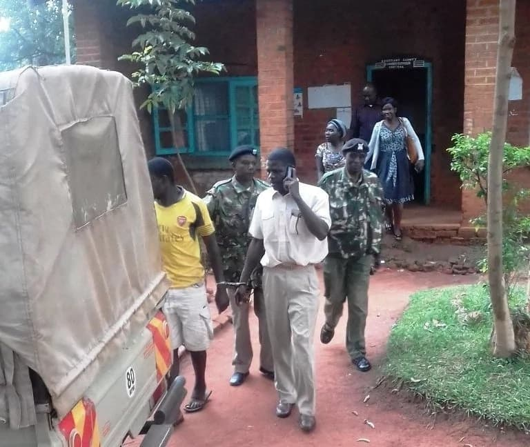 Fake pastor, accomplice arrested for sodomising boys at a Kitale-based school