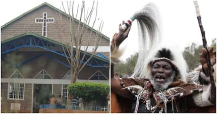 Kikuyu elders clash with PCEA church for banning members from cultural practices