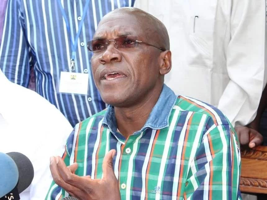 Our people cannot recognise Uhuru's regime if all mega projects go to Kiambu county - Boni Khalwale