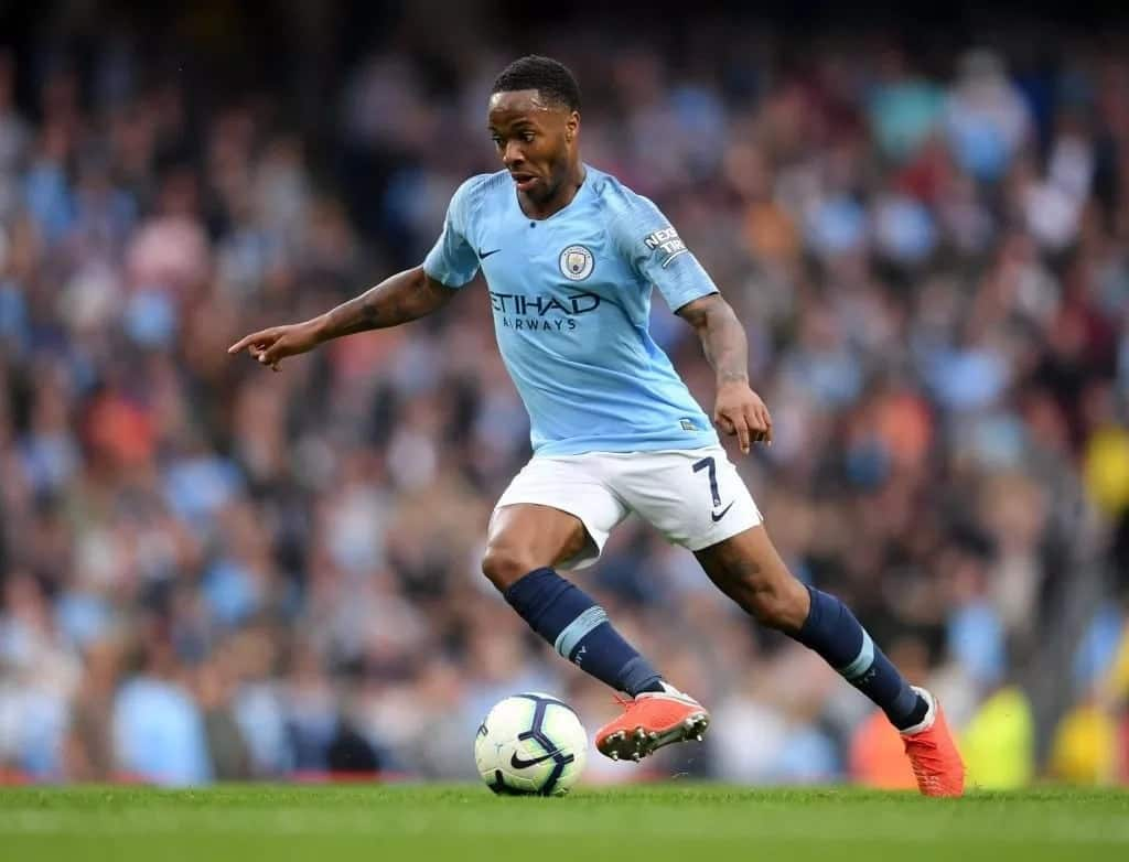 Manchester City put Raheem Sterling's contract talks on hold over winger's demands