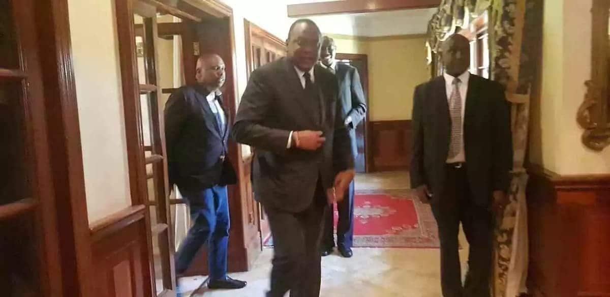 President Uhuru's silenced weapon that's giving contractors sleepless nights