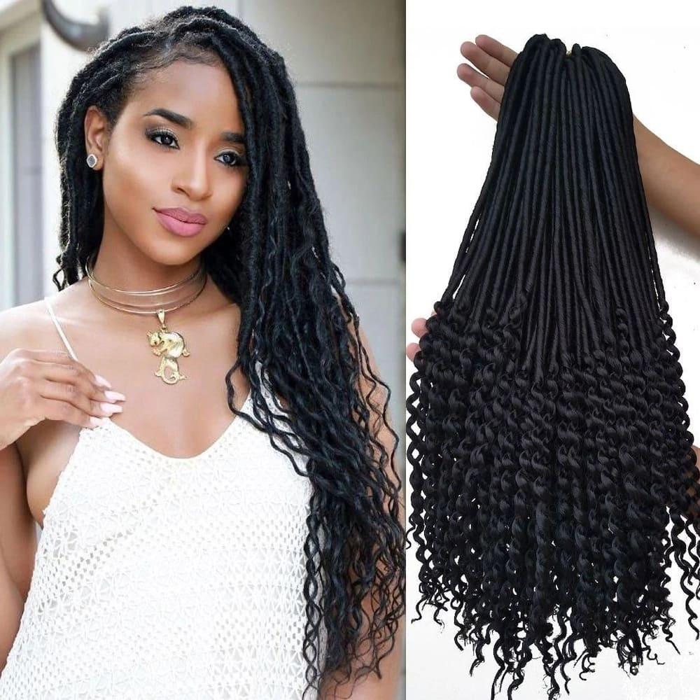 Best Crochet Braids Hairstyles Tuko Co Ke