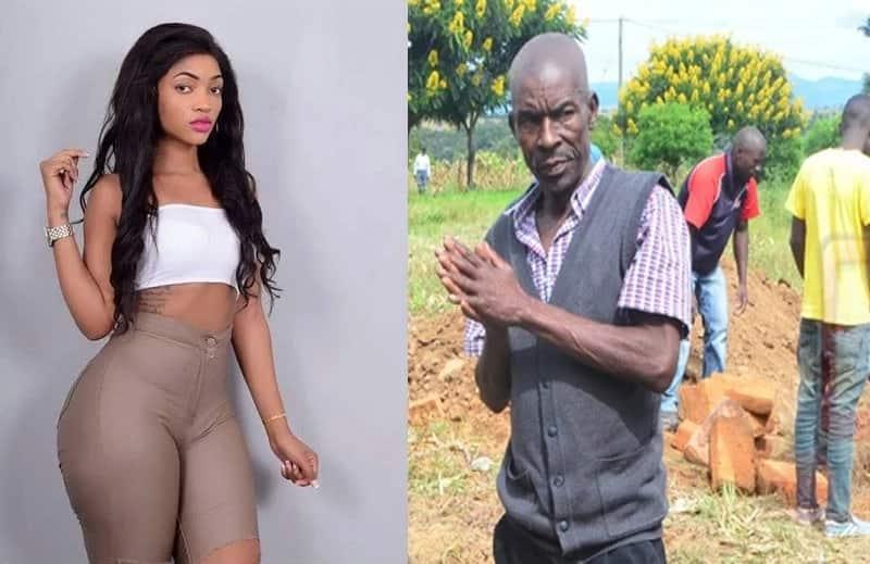 Baba ya mpambaji video Agnes Masogange asema kazi ya mwanawe haikumfurahisha