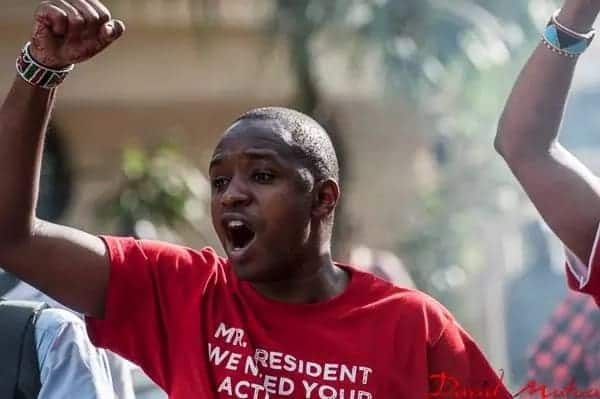Boniface Mwangi defeats Jaguar in latest Starehe constituency poll
