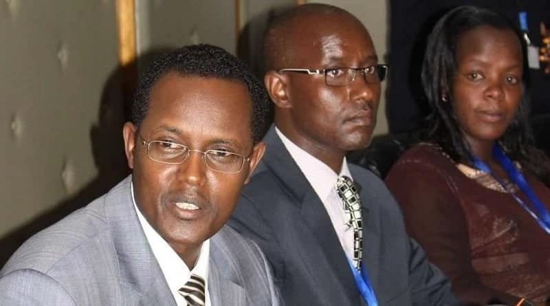 Crisis at the EACC as CEO Waqo is accused of taking KSh300 million NYS scandal bribe