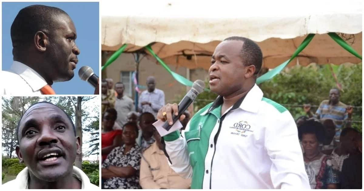 ODM MPs trade barbs with Ford Kenya MPs over parliamentary leadership slots