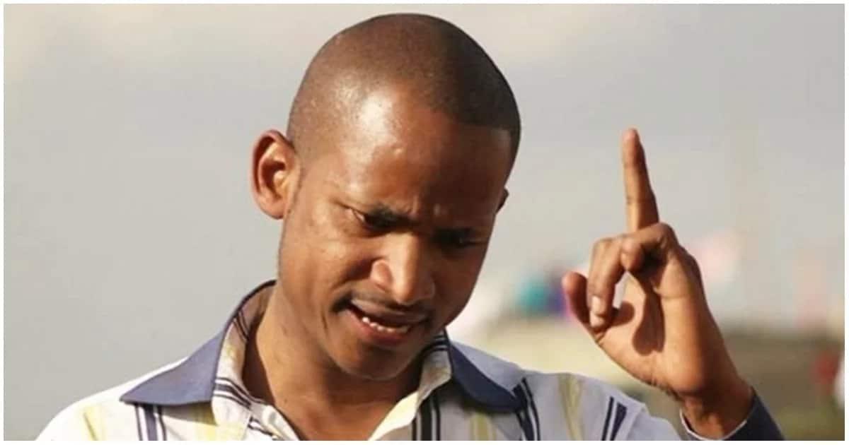 Matiba wasamehe: Isome hotuba ya Babu Owino yenye ucheshi 'atakayosoma' katika mazishi ya Kenneth Matiba