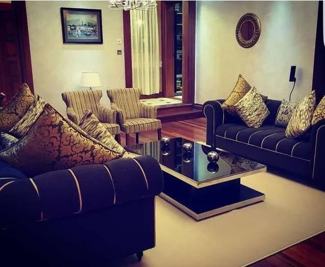 Never seen photos of Kenya's richest heiress Anerlisa's palatial mansion