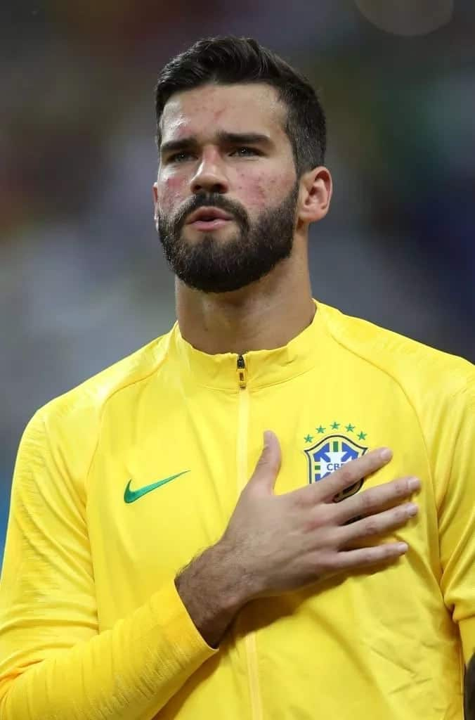 Liverpool sign Alisson Becker from Roma in record KSh 8.8 million deal for a goalkeeper