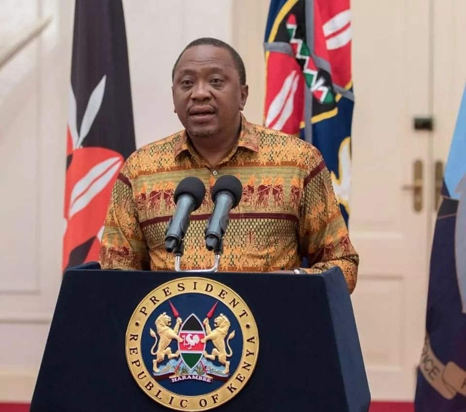 Uhuru leads Kenyans in ushering in 2019 with chilling message to graft lords