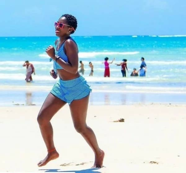 Singer Akothee narrates how her father-in-law clobbered her after conceiving her last-born daughter
