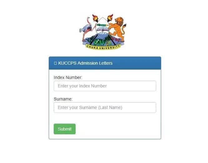 kuccps admission letters chuka university admission letters 2017/2018 kuccps admission letters download