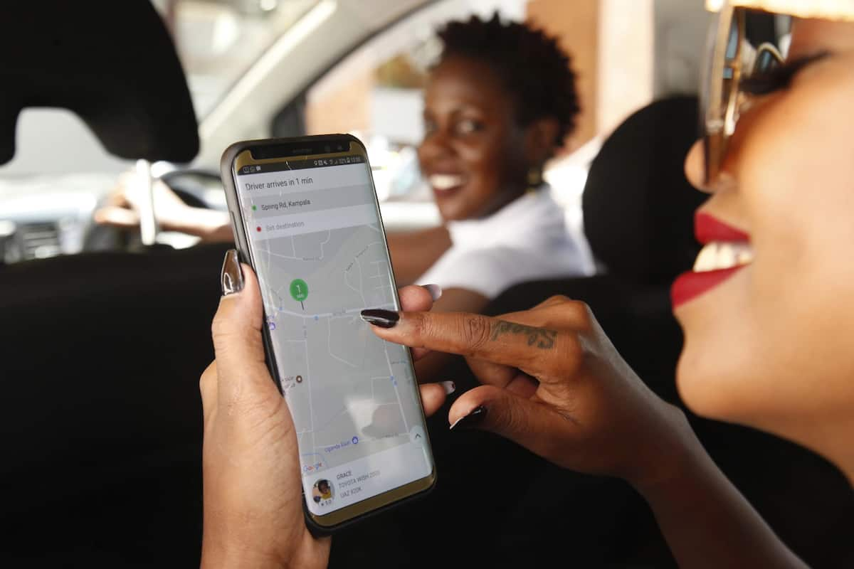 Taxi hailing firm, Taxify, gives users option to choose vehicle based on engine and seating capacity