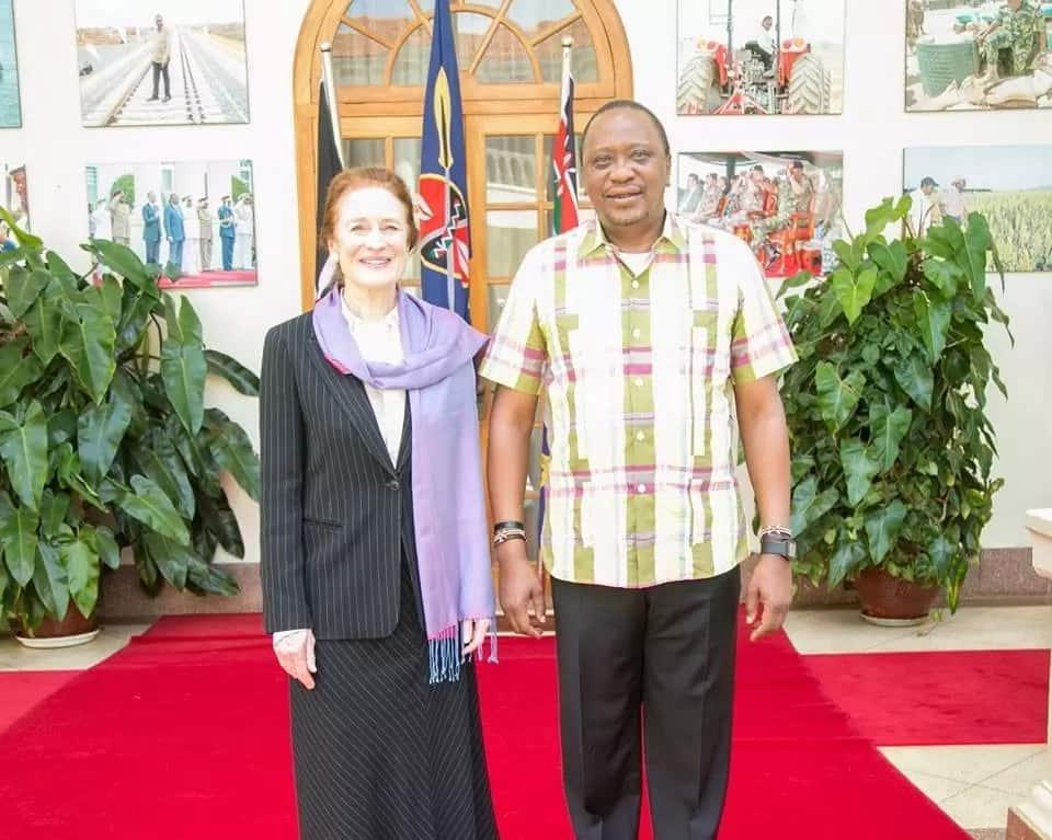 Uhuru Kenyatta lands role in United Nations