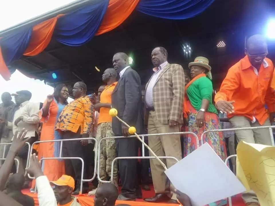 Homa Bay governor rejects court ruling that nullified his win