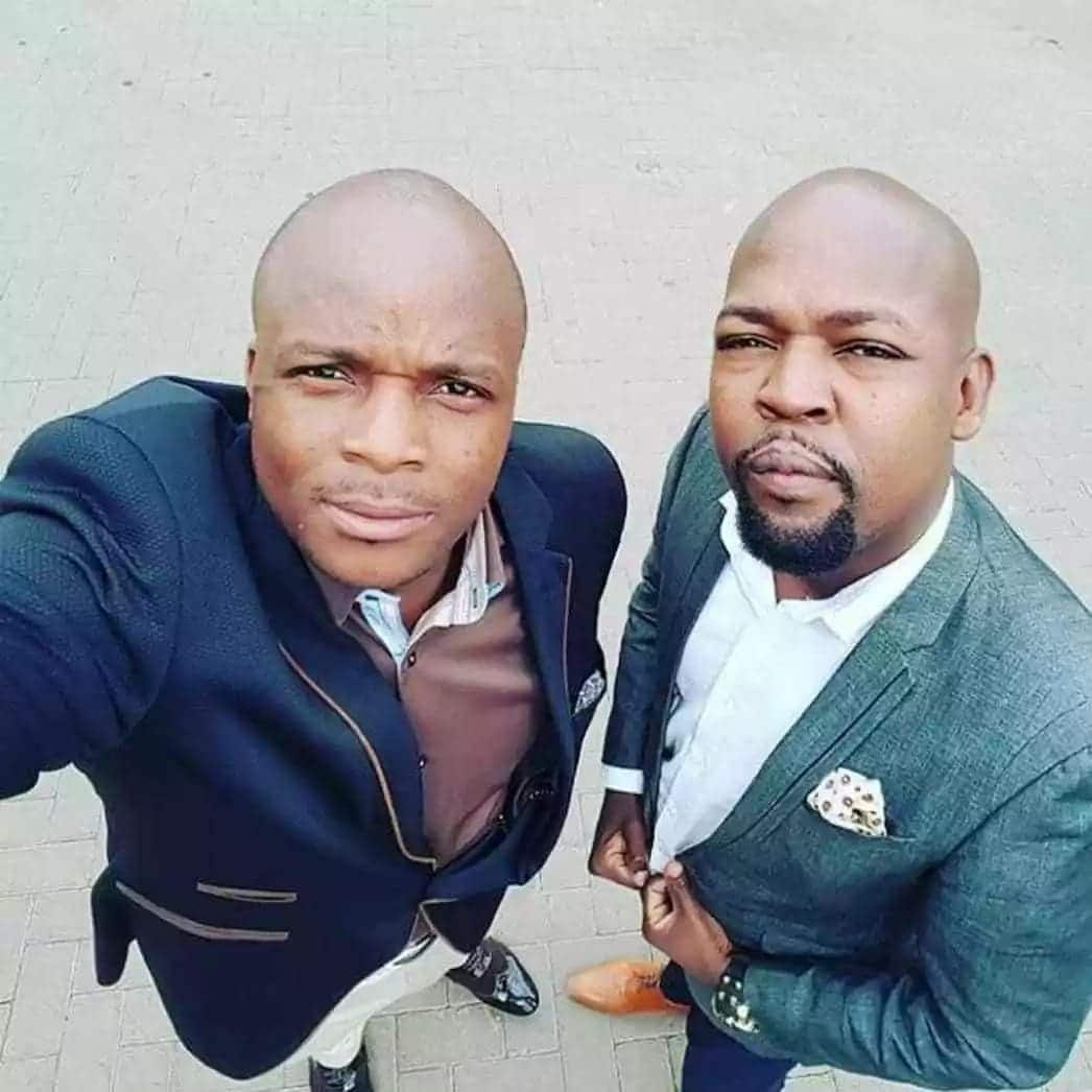 Former Radio Maisha hotshot Alex Mwakideu spotted with Jalan'go and everyone thinks he has been poached