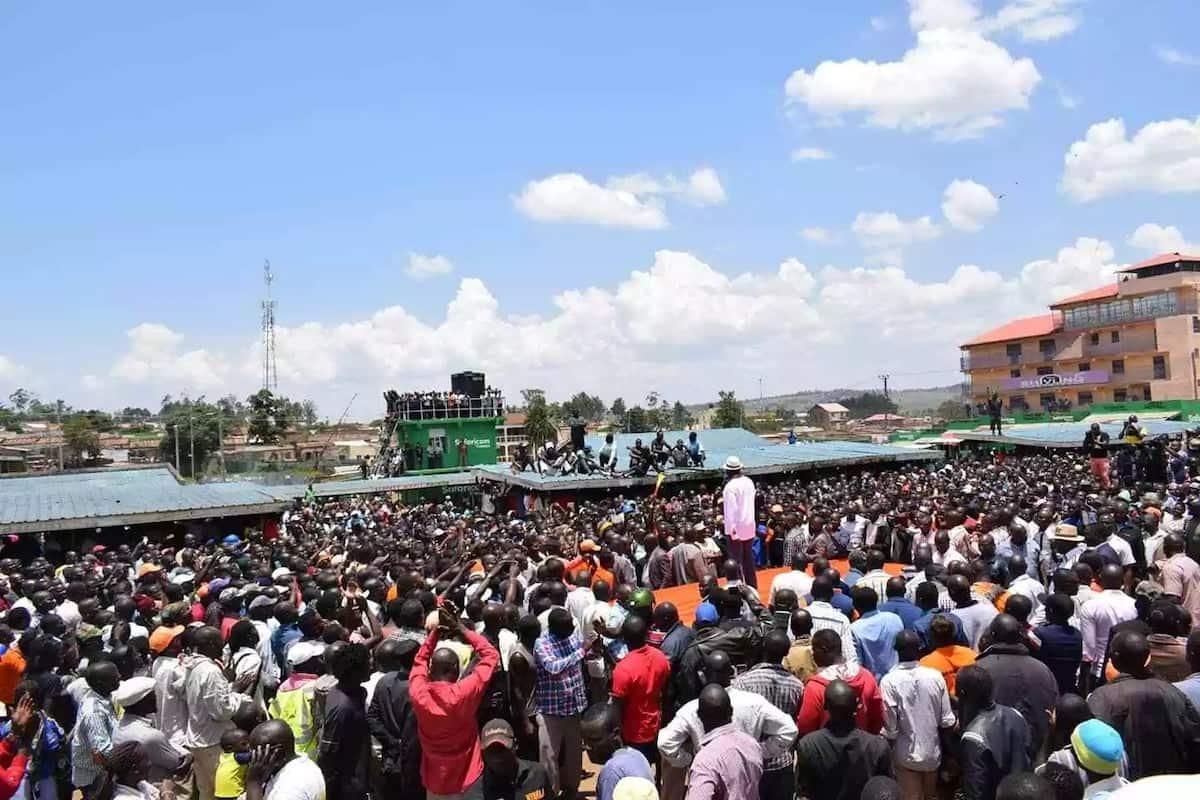 Raila leads intensive campaigns for Ochilo Ayacko in Migori senatorial race