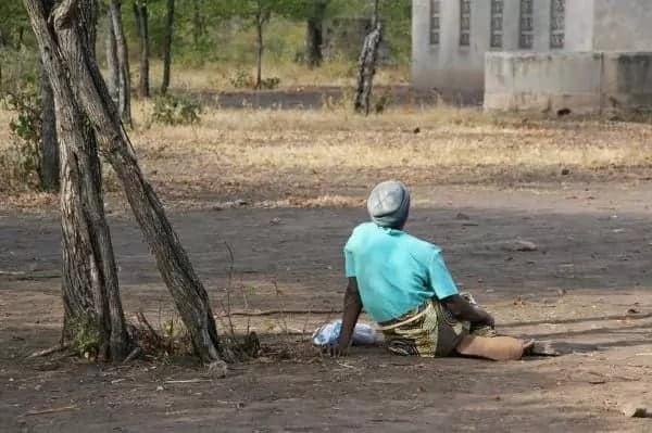Mama na mwanawe wanaswa wakiiba chupi za watu Kakamega