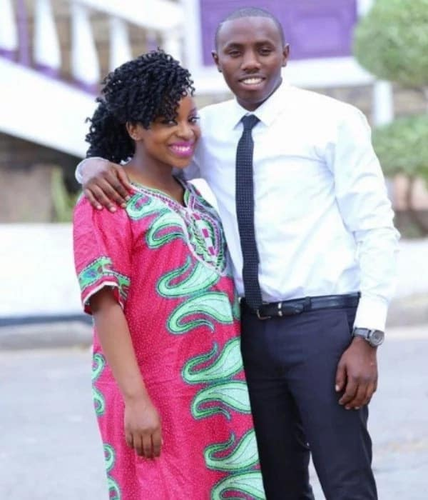 Celebrations as Bahati's family welcomes a new member