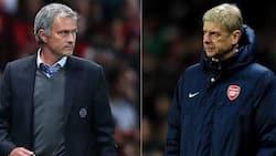 Mourinho achekelea Arsenal baada ya Man U kushinda Chelsea