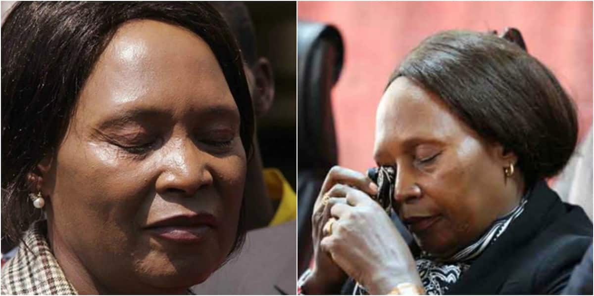 Kibaki's 'other wife' speaks of her political future after she lost in Jubilee nominations