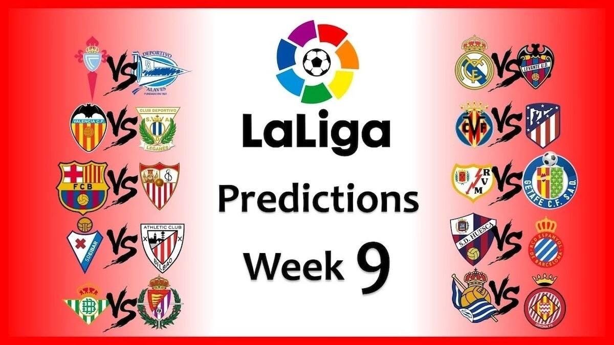 La Liga predictions spanish league predictions spain league