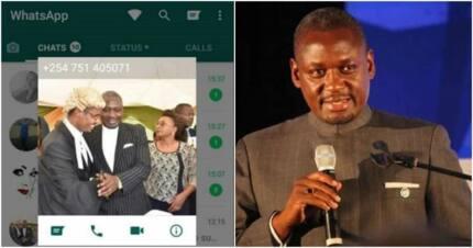 Rarieda MP Otiende Amollo busts impersonator using his name to swindle Kenyans