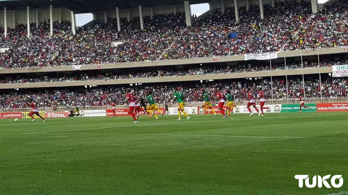 Razor sharp Michael Olunga, Erick Yohana on target as Kenya nets 2 goals against Ethiopia