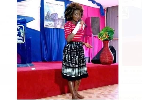 Photo of Rose Muhando looking completely emaciated appears months after she went underground